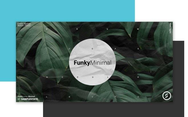 [DTMニュース]samplestate-funky-minimal-2