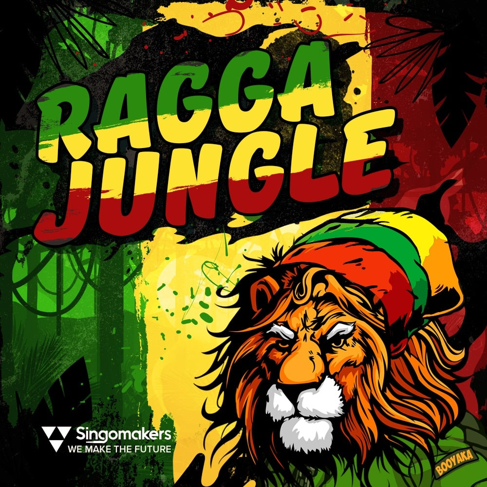 [DTMニュース]singomakers-ragga-jungle-1