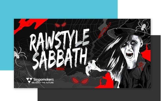 [DTMニュース]singomakers-rawstyle-sabbath-2