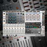 [DTMニュース]Softubeのクラシックなドラムシンセシスプラグイン「Heartbeat」が50%off!