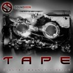 [DTMニュース]Soundironのテープやレコーダーを使ったパーカッシブなライブラリ「Tape」が20%off!