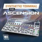 [DTMニュース]W.A Productionのシンセプリセット「Synthetic Terminal For Ascension」が67%off!