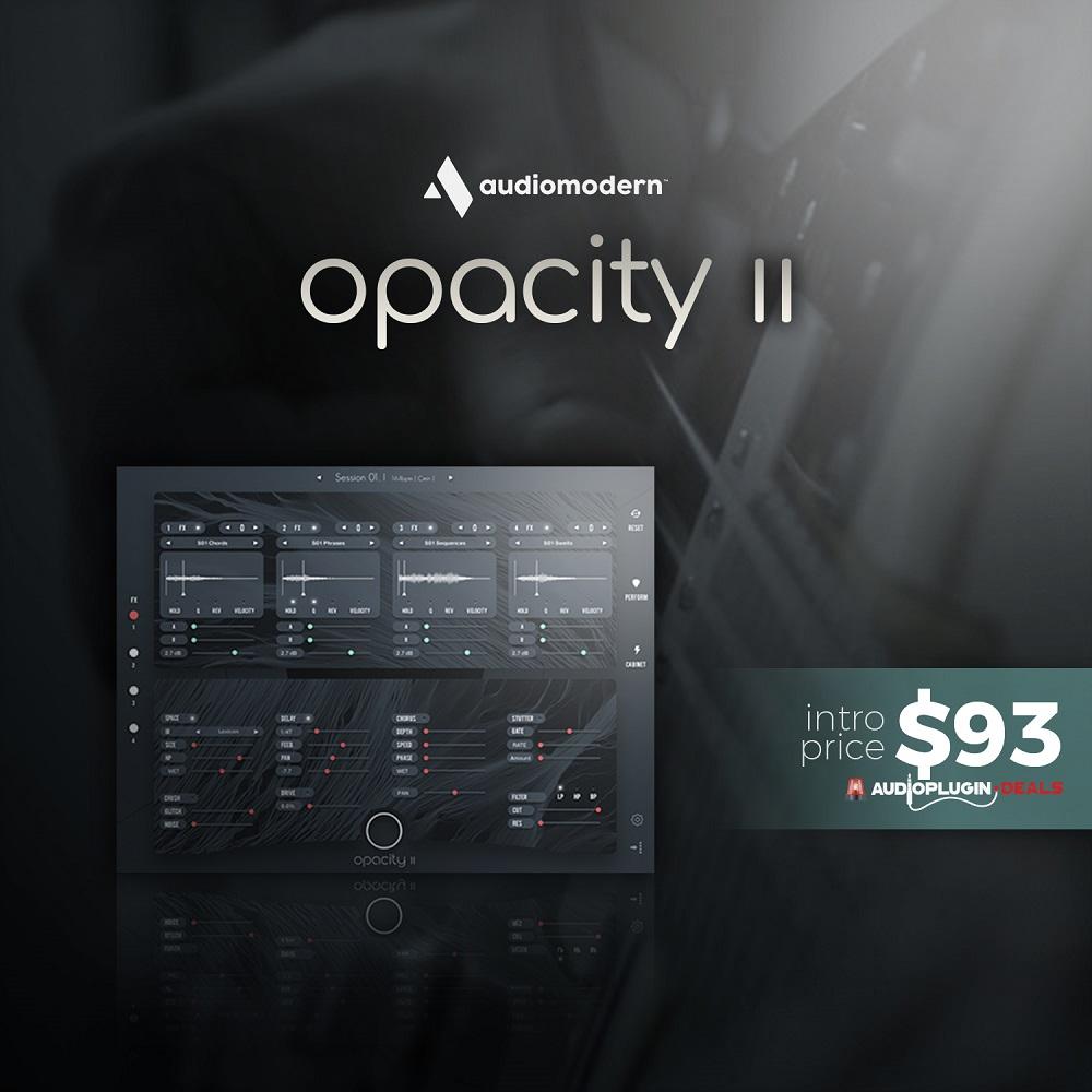 [DTMニュース]audiomodern-opacity-ii-2