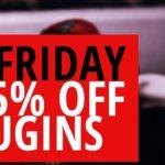 [DTMニュース]Devious Machinesが「Black Friday Sale」を開催中!プラグイン各種が34%off!
