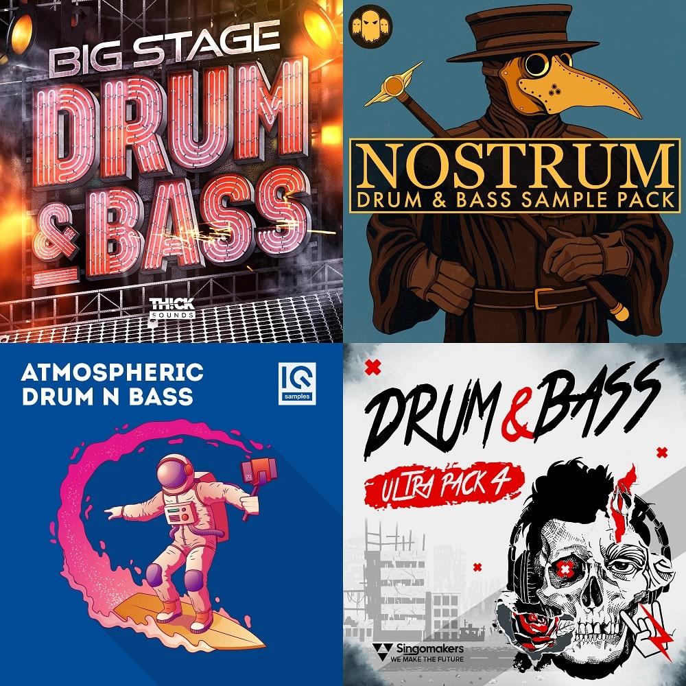 [DTMニュース]drum-bass-black-friday-2020-2