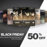 [DTMニュース]e-instrumentsが「Black Friday Sale」を開催中!ピアノ系ライブラリ各種が50%off!