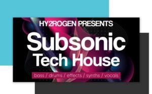 [DTMニュース]hy2rogen-subsonic-tech-house-2