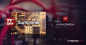[DTMニュース]ik-multimedia-synth-bundle-1