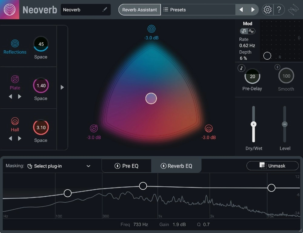 [DTMニュース]izotope-neoverb-2
