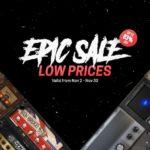 [DTMニュース]JSTが「Black Friday Sale」を開催中!プラグイン・バンドル各種が最大83%off!