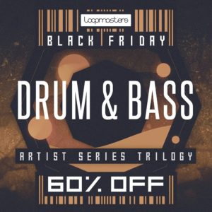 [DTMニュース]loopmasters-black-friday-drum-bass-1