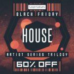 [DTMニュース]Loopmastersのブラックフライデー限定ハウス系サンプルパック「Black Friday House Artist Trilogy Bundle」が販売中!