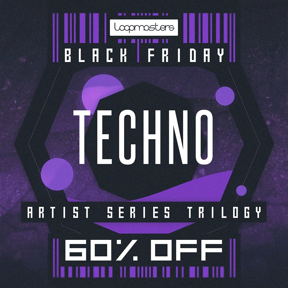 [DTMニュース]loopmasters-black-friday-techno-1