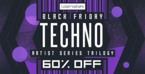 [DTMニュース]loopmasters-black-friday-techno-2