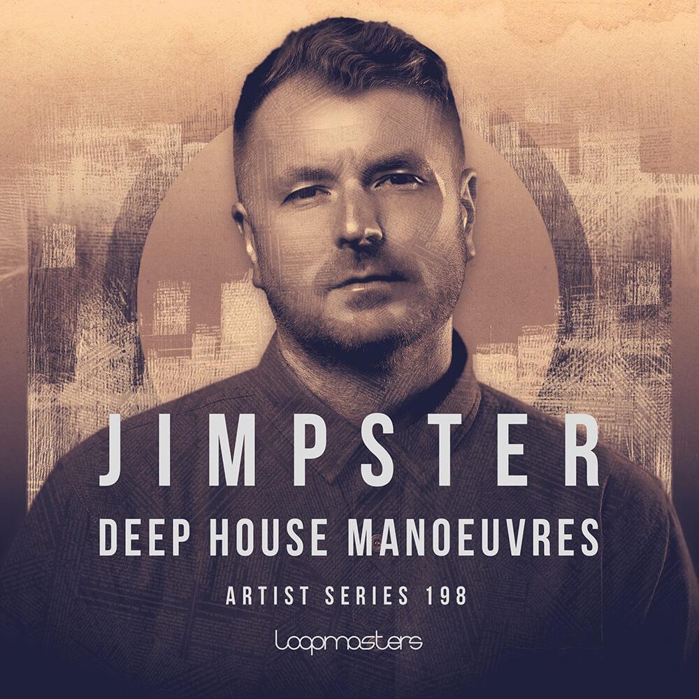[DTMニュース]loopmasters-jimpster-deep-house-1