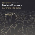 [DTMニュース]RV Samplepacks「Tonal 03 – Modern Footwork & Jungle Melodics」ジャングル系おすすめサンプルパック!