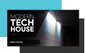 [DTMニュース]samplesound-modern-tech-house-2