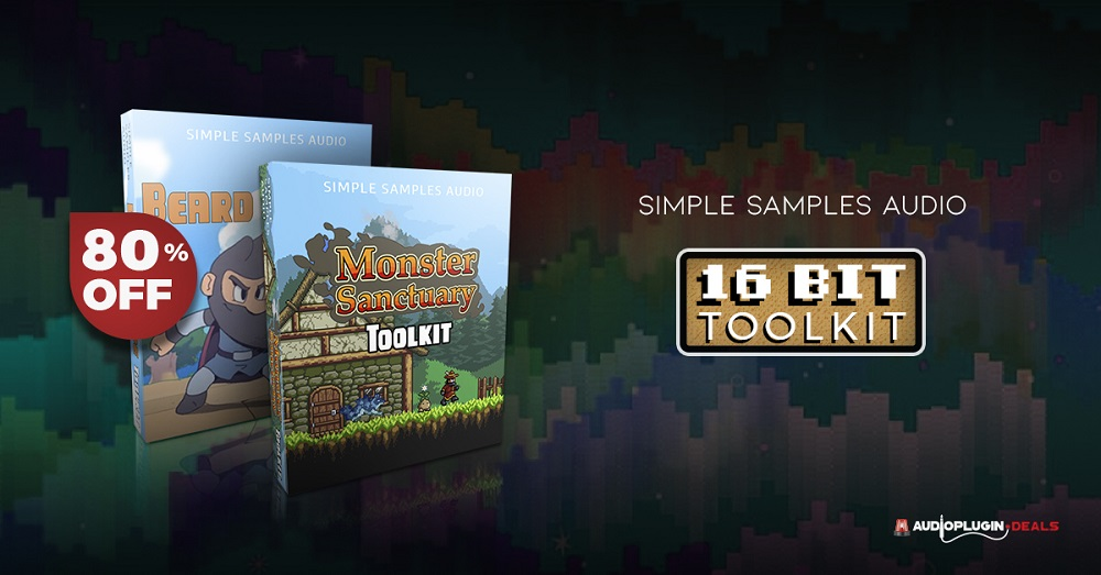 [DTMニュース]simple-samples-16-bit-toolkit-1