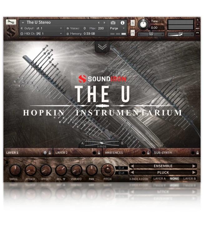 [DTMニュース]soundiron-hopkin-the-u-2