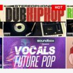 [DTMニュース]「Vocals & Live Music」系サンプルパックがBLACK FRIDAYセールで60%off!