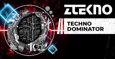 [DTMニュース]ztekno-techno-dominator-2