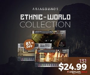 [DTMニュース]aria-sounds-ethnic-collection-wg