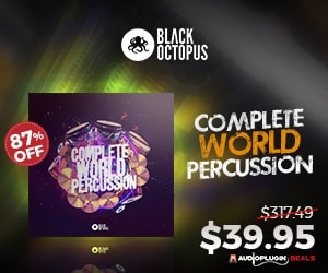 [DTMニュース]black-octopus-world-percussion-wg