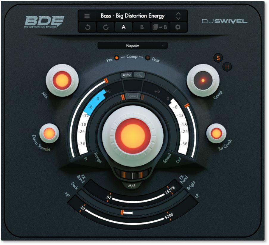 [DTMニュース]dj-swivel-bde-2