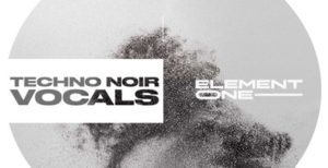 [DTMニュース]element-one-techno-noir-vocals-2