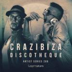 [DTMニュース]Loopmasters「Crazibiza – Discotheque」ハウス系おすすめサンプルパック!
