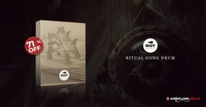 [DTMニュース]riot-audio-ritual-gong-drum-1