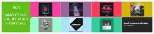 [DTMニュース]samplestar-black-friday-2020-1
