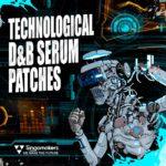 [DTMニュース]Singomakers「Technological D&B Serum Patches」ドラムンベース系おすすめシンセプリセット!