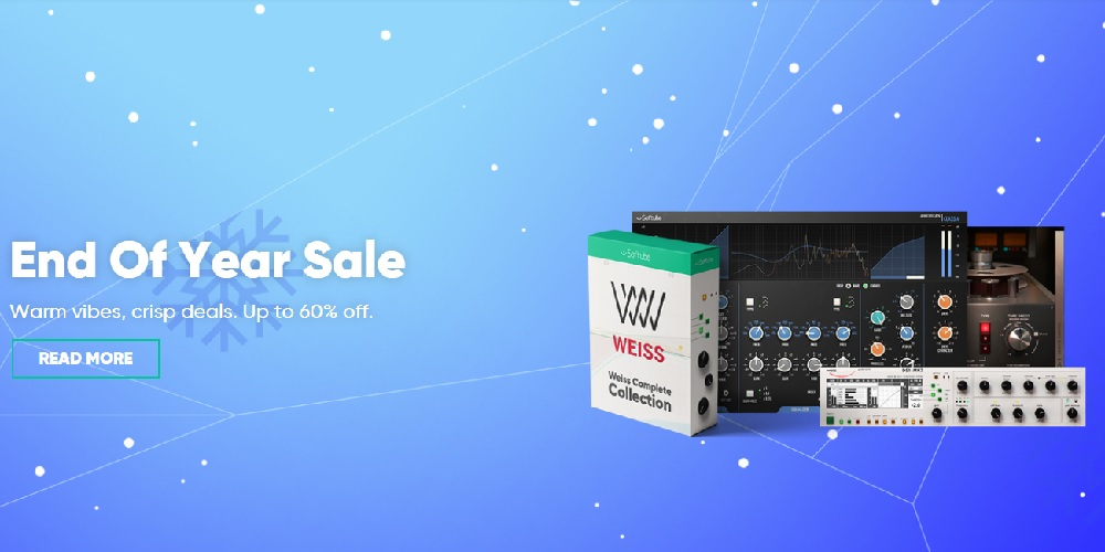 [DTMニュース]softube-end-of-year-sale-2020-1