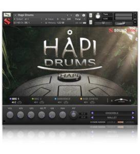 [DTMニュース]soundiron-hapi-drums-2