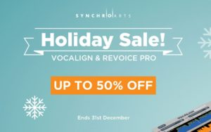 [DTMニュース]synchro-arts-holiday-sale-2020-1