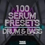 [DTMニュース]THICK SOUNDS「100 Serum Presets – Drum & Bass」ドラムンベース系おすすめシンセプリセット!