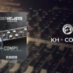 [DTMニュース]Black Rooster Audioのオリジナルレベリングアンプ「KH-COMP1」が71%off!