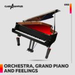 [DTMニュース]Class A Samples「Orchestra Grand Piano & Feelings」ピアノ系おすすめサンプルパック!