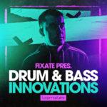 [DTMニュース]Loopmasters「Fixate – Drum & Bass Innovations」ドラムンベース系おすすめサンプルパック!