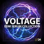 [DTMニュース]LP24 Audio「VOLTAGE – EDM Serum Collection」EDM系おすすめサンプルパック!