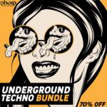 [DTMニュース]SHARP「Underground Techno Bundle」テクノ系おすすめサンプルパック!