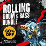 [DTMニュース]Singomakers「Rolling Drum & Bass Bundle」ドラムンベース系おすすめサンプルパック!