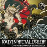 [DTMニュース]Tsunami Track Sounds「Raizin Metal Drums」メタル系おすすめサンプルパック!