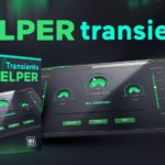 [DTMニュース]W.A Productionのトランジェントシェイパープラグイン「Helper Transients 2」が72%off!