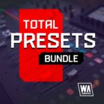 [DTMニュース]W.A ProductionのSerum・Sylenth1・Spireのシンセプリセットパック「Total Presets Bundle」が98%off!