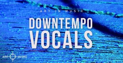 AimAudio Downtempo Vocals