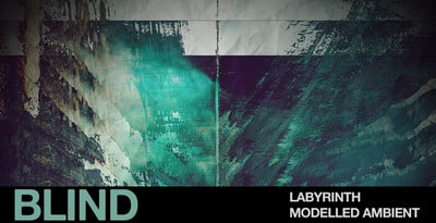 Blind Audio Labyrinth - Modelled Ambient