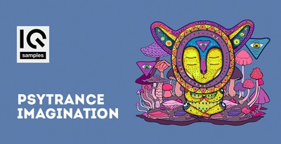IQSamples Psytrance Imagination
