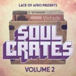 [DTMニュース]Loopmasters「Lack Of Afro – Soul Crates Vol 2」ソウル系おすすめサンプルパック!